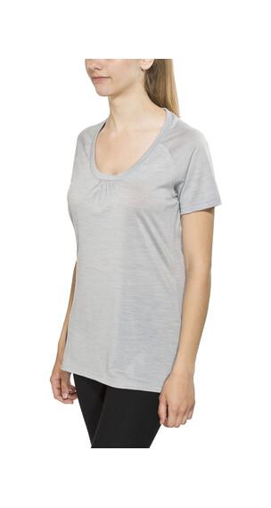Bergans Sveve t-shirt Dames grijs
